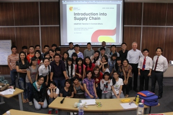 Working with VIetnam Supply Chain
